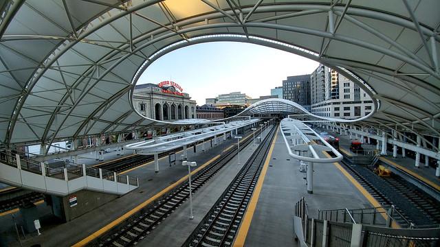 Denver Union Station   2018.09.20   Pop the Bubble