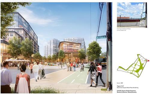 HQ2 Beachmont Square Retail Plaza | by derekshooster