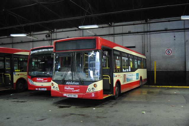 Halton Transport 9