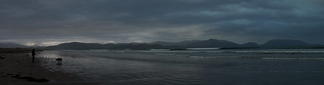 Early morning on Inch beach, Dingle (Explored)