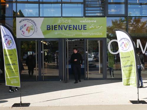International Week, le 3 octobre à Angers