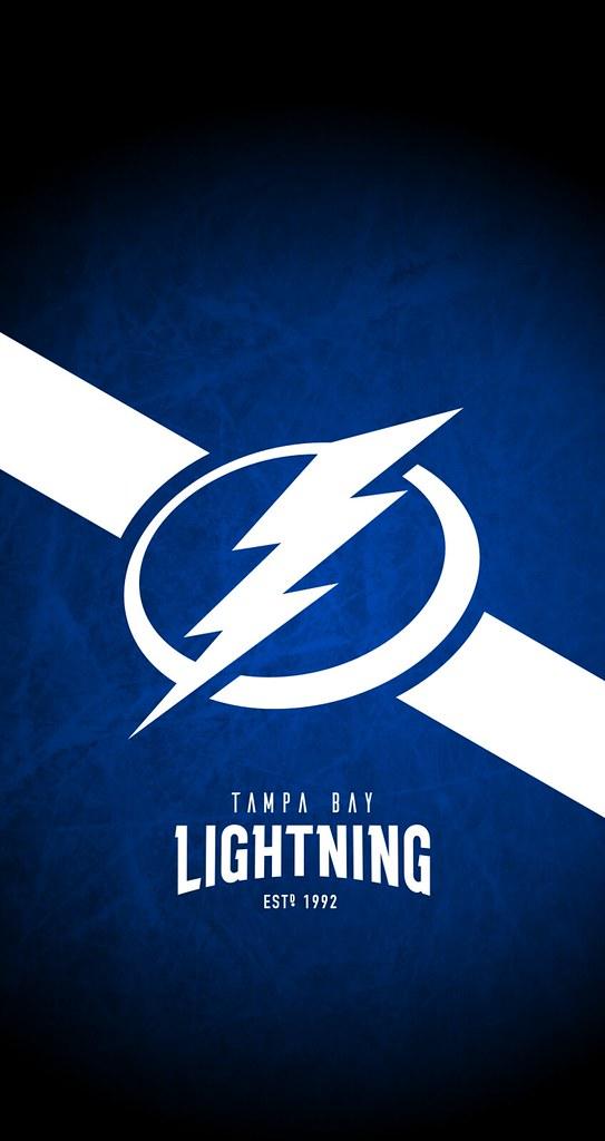 Tampa Bay Lightning Nhl Iphone 6 7 8 Lock Screen Wallpap Flickr