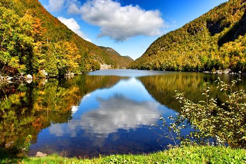 Lake Placid  - New York ~  Autumn Colours in the Adirondack Mountains | by Onasill ~ Bill Badzo