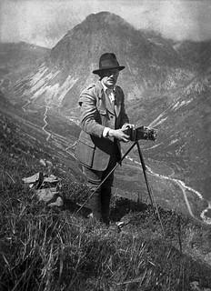 Sortie dans les Pyrénées vers 1934-1937 - Photographie de Georges SULTRA