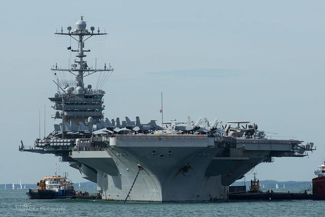 USS Harry S. Truman (CVN-75)