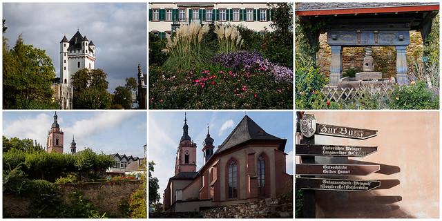 Kurfürstliche Burg von Eltvielle - zoom it