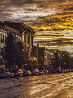 Evening light on Main Street   by Bernie Kasper (5 million views)