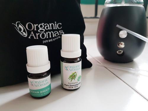 Organic Aromas X RainbowDiaries | by RainbowDiaries Blogsite Singapore