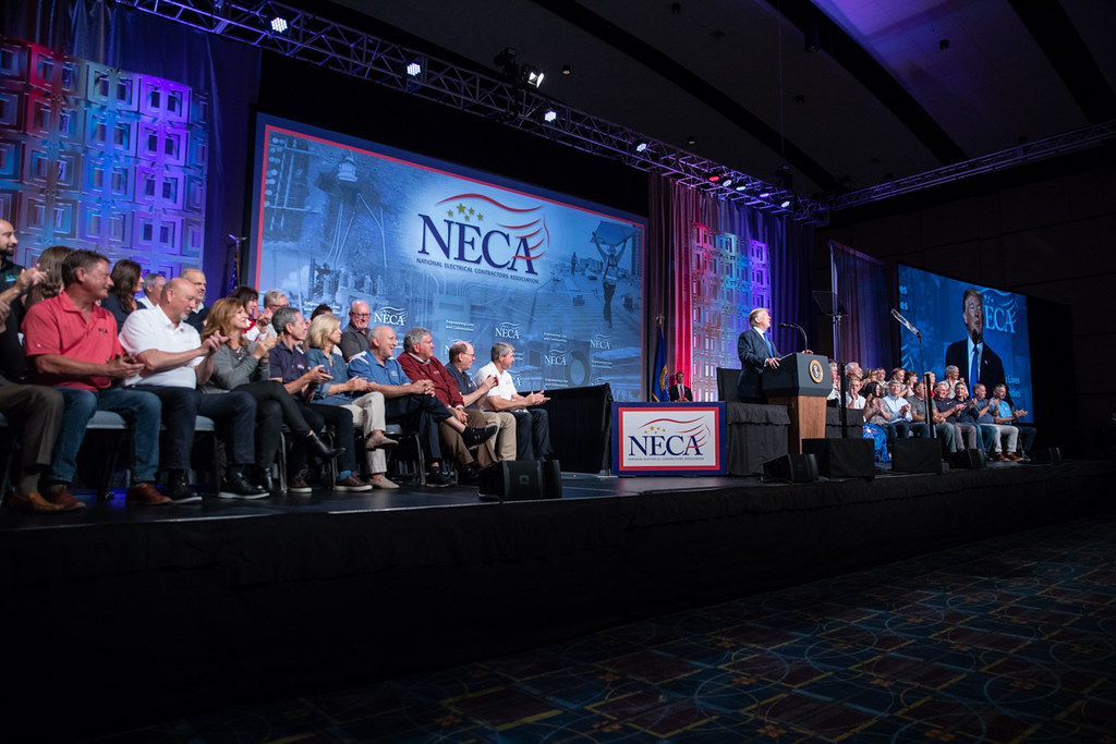 The National Electrical Contractor Association Convention   Flickr