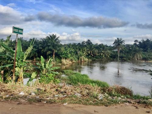 nigeria ondo river owodeowena