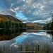 Le dernier coin de ciel bleu by Yves Kéroack