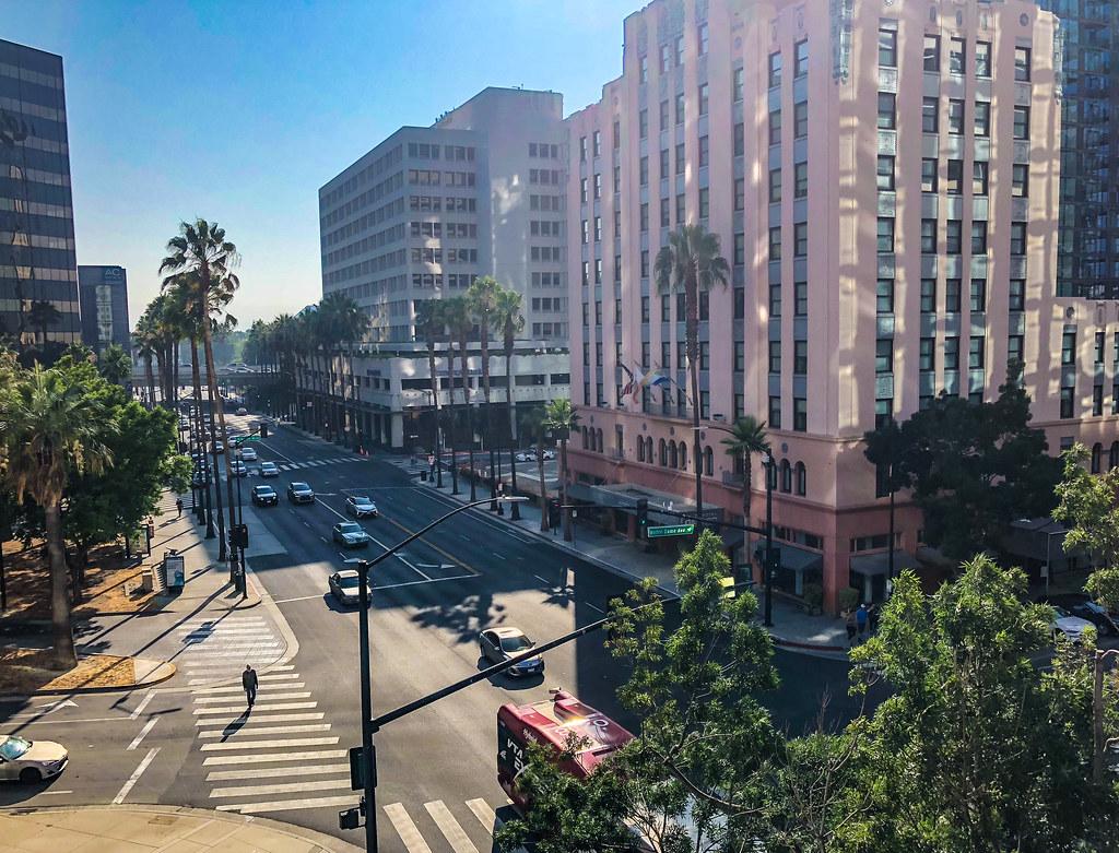 Downtown San Jose Intersection, San Jose, California   Flickr