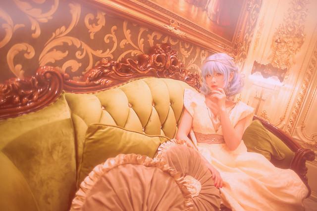 Remilia Scarlet (soft edit)