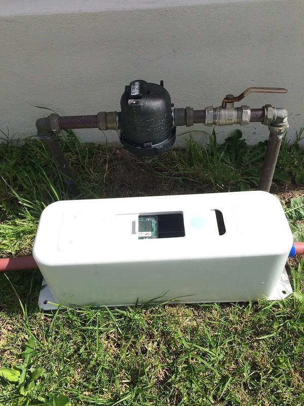 Prepaid Water Meter