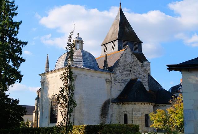 Azay-le-Rideau: Église Saint-Symphorien