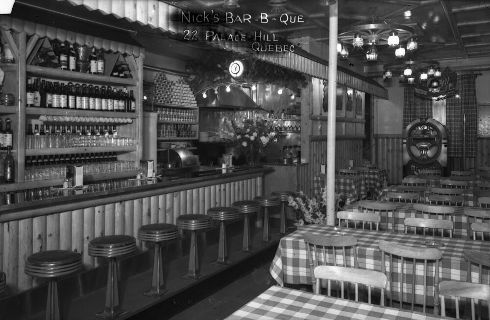 restaurant quebec