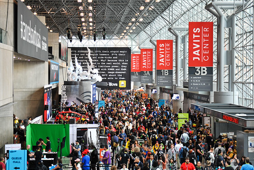 New York Comic Con 2018: Javits Center | by Kendall Whitehouse