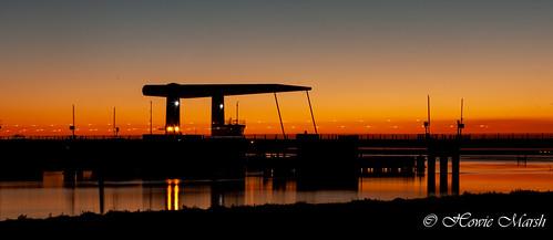 Day 269: Breydon Bridge Sunset