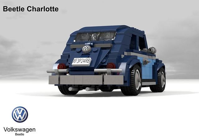Volkswagen Beetle Charlotte - 1960