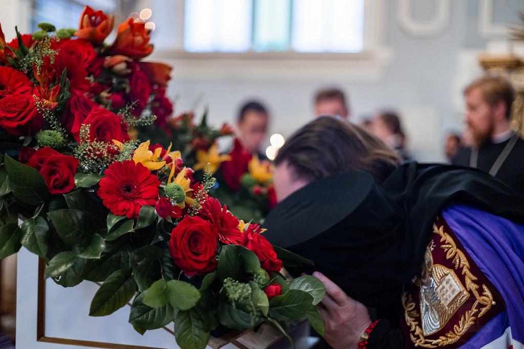 8-9 октября 2018, День памяти святого апостола и евангелиста Иоанна Богослова / 8-9 October 2018, Day of the Holy Apostle and Evangelist John the Theologian