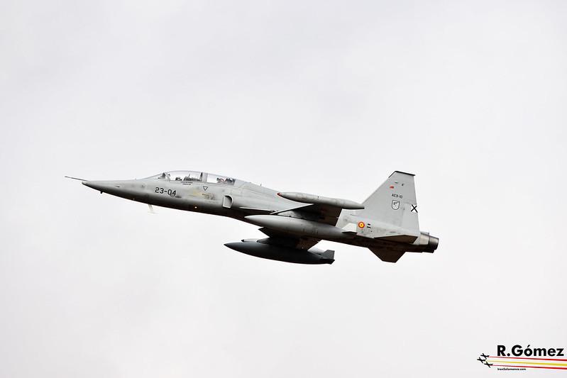 F5 Ala 23 Ejercito del Aire