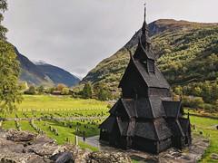 Stavkirke di Borgund