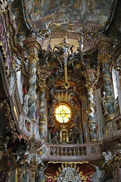 Asamkirche, Munich, Germany IMG_7816