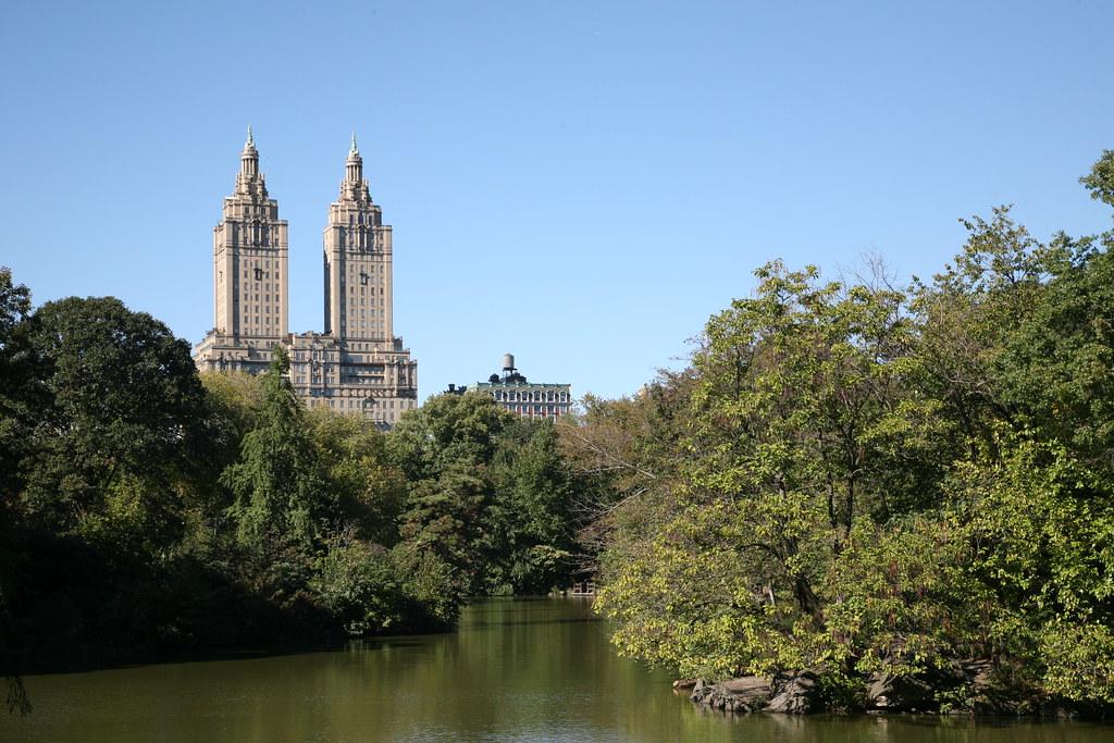 Central Park New York October 2018 Pat Rooney Flickr