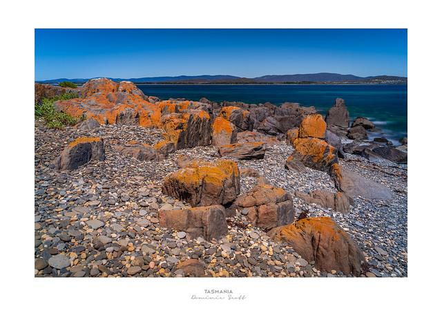 Lowhead Rocks - Tasmania