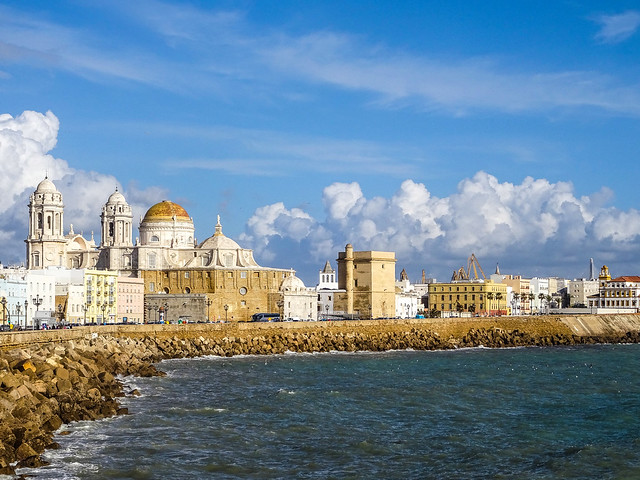 Cádiz. Andalucía.