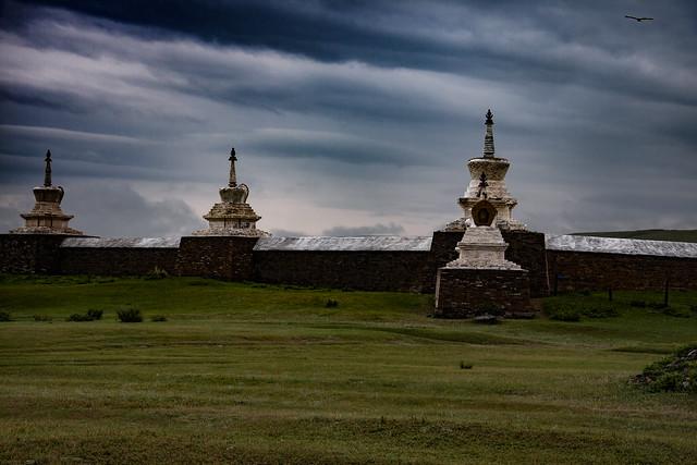 Erdene Zuu Monastery, Karakorum