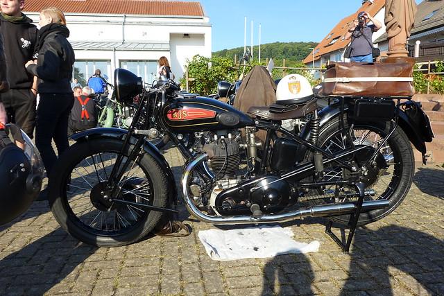 AJS M8 1929 500cc OHV