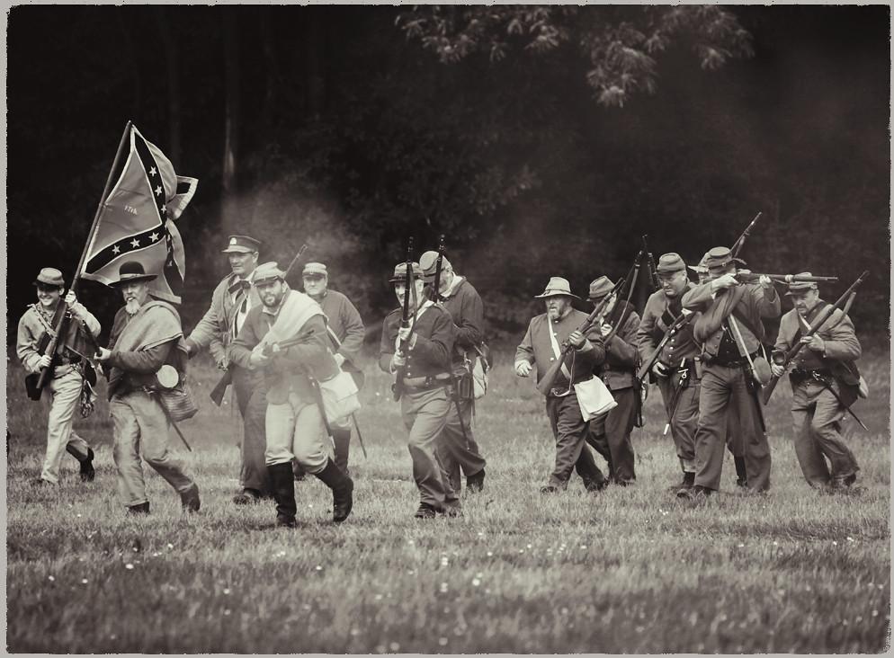 military odyssey 2018 - american civil war reenactment | Flickr