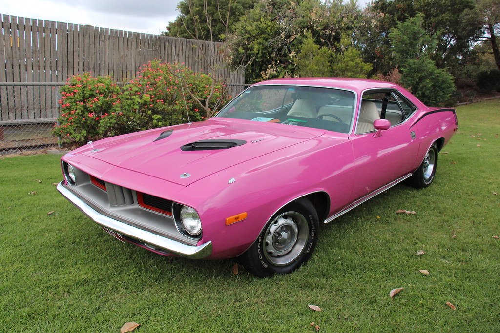 1972  72  PLYMOUTH  BARRACUDA  OWNER/'S MANUAL