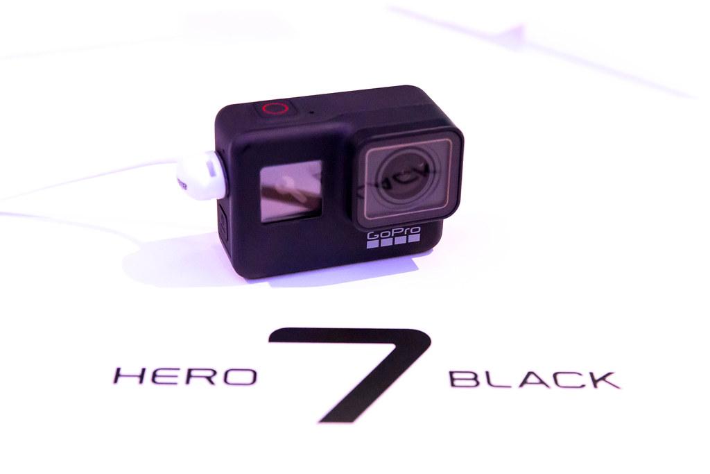 5ebcb4d54d8 ... Premiere der Action Kamera GoPro Hero 7 Black an der Photokina in Köln  | by verchmarco