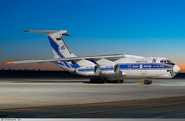 Ilyushin Il-76TD-90VD Volga-Dnepr RA-76511