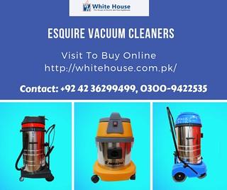 Esquire Vacuum Cleaners