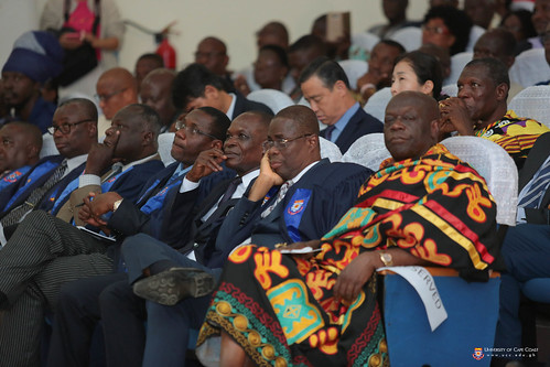 A cross section of audience at the Lecture