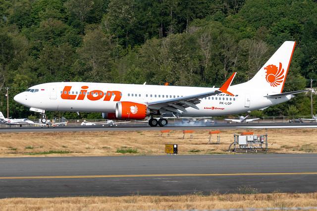 RIP PK-LQP Boeing 737-8MAX 43000 KBFI. 189 souls lost. Godspeed.