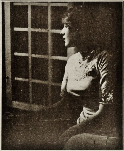 "Mary Pickford Ad for ""The Courting of Mary,"" MPW Nov. 1911 