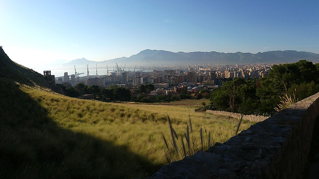 Skyline of Palermo