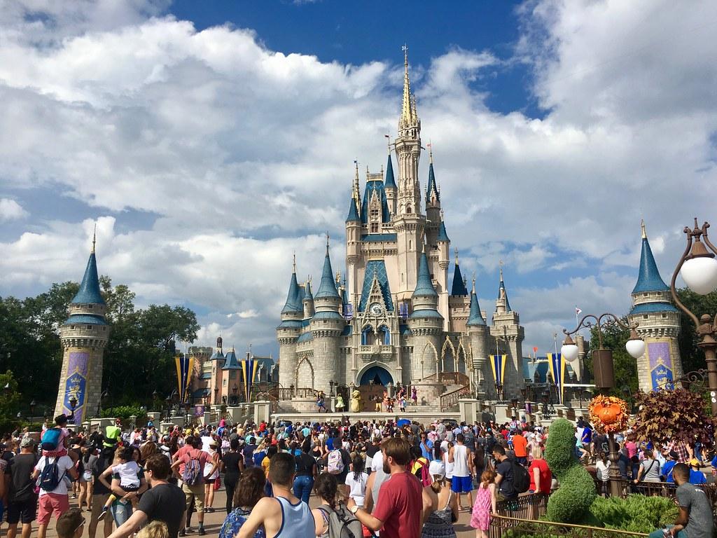 Disney World Florida: Magic Kingdom   Matt Clare   Flickr