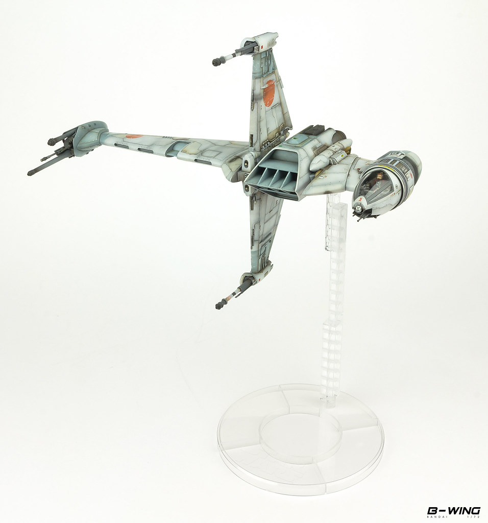 B-Wing wip | Build log: www britmodeller com/forums/index ph… | Flickr