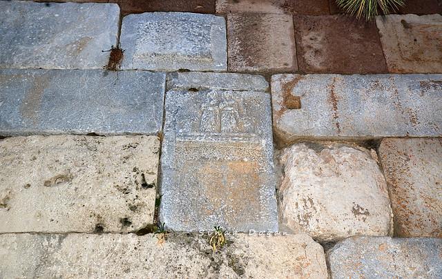 Raziye Sultan Hanı Devşirme Taşları