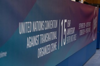 Ninth session of the Conference of the Parties (COP) to the United Nations Convention against Transnational Organized Crime (UNTOC)