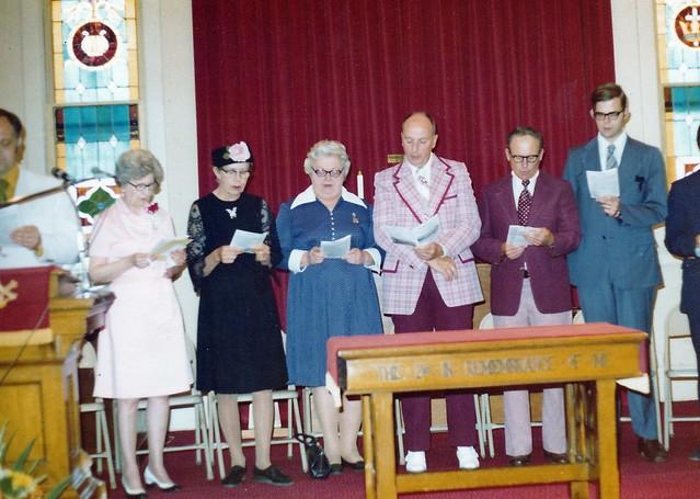 SCN_0003 1974 new Web Shadle building dedication at Christian Church