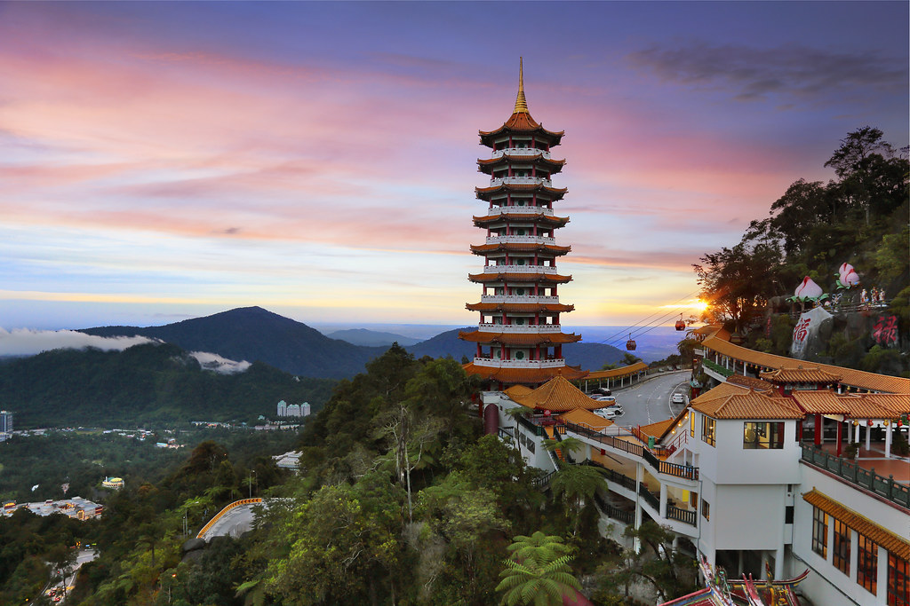 Image result for chin swee caves temple