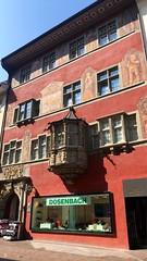 Schaffhausen: Haus zum Goldenen Ochsen
