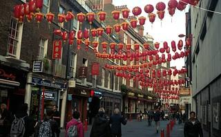 Lanterns in Chinatown | by Tiger Mendoza