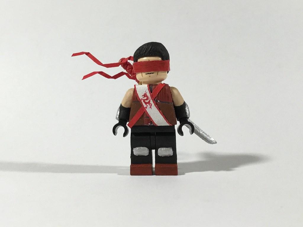 Kenshi custom, Kenshi is a character from mortal combat, h
